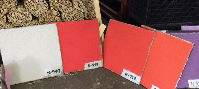 カラーサンプルの作り方 | イメージを固める